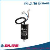 Конденсатор 110VAC 88-106UF конденсатора старта мотора CD60 алюминиевый электролитический