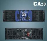 3u高品質のカラオケの電力増幅器(CA 20)