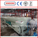 chaîne de production d'extrusion de pipe de HDPE de 110-250mm
