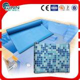 Forro impermeável do PVC da piscina do vinil