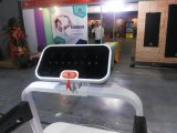 Hauptgebrauch-Sport-Geräten-mini elektrischer Hauptgebrauch motorisierte Tretmühle