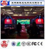 P3 visualizzazione dell'interno del tabellone per le affissioni dello schermo del modulo di colore completo LED
