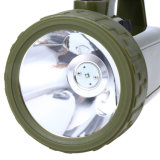 LED-Haushalts-Taschenlampen-steigernder Scheinwerfer für das im Freienkampieren