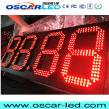 8inch LED 가스 스크린 가격 시계 가격 표시 발광 다이오드 표시