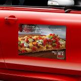 Kundenspezifisches Firmenzeichen-Drucken-bunter entfernbarer haltbarer Auto-Magnet-Aufkleber