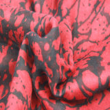 حمراء طباعة شجرة وشاح لأنّ سيّدة [فشيون كّسّوري] شال, تسوق وشاح