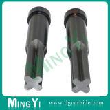 Пунш карбида вольфрама Oxygened точности черный с перекрестной головкой
