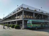 Edifício Multi-Storey do estacionamento do carro da construção de aço