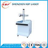 máquina da marcação do laser da fibra do estilo da tabela 50W para metais