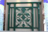 Balcón de acero galvanizado decorativo de alta calidad 29 que cercan con barandilla de la aleación de Haohan Alluminum