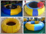 Förderung-aufblasbare Wasser-Schildkröte-Trampoline-aufblasbare Trampolinen, die Wasser (T12-120, schwimmen)