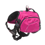 Approvisionnement d'animal familier de crabot de harnais d'animal familier de sac à dos grand (YD637)