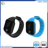 Perseguidor esperto da atividade da aptidão do silicone do Wristband do indicador de OLED