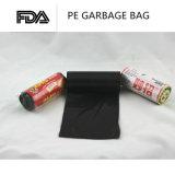 Пластичный мешок PE отброса на крене