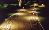 Carrocería de aluminio durable de la luz solar del jardín de la alta calidad LED