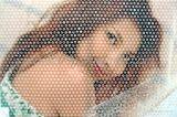 Средства материала печатание Eco растворяющие цифров одностороннего стикера винила сетки собственной личности PVC зрения слипчивого стеклянного