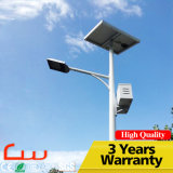 Real Photo Batterie sur Pole 15W 4m LED Solar Street Light