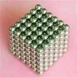 Esferas magnéticas do ímã da esfera 216PCS da terra rara 5mm