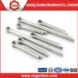 Goupilles fendues fendues chaudes de la vente ISO1234 A2 A4