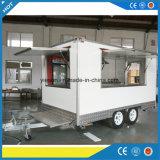 Vrachtwagen Van uitstekende kwaliteit van het Voedsel van de Keuken van Yieson de Mobiele