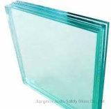 vidro Tempered desobstruído de 15mm (vidro de segurança)