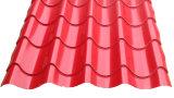 高品質によって艶をかけられるタイルは機械を形作ることを冷間圧延する