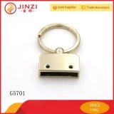 Hardware decorativo del Fob del clave de la manera de encargo de la calidad con el anillo dominante