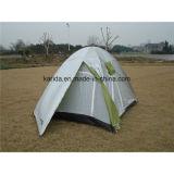 拡張の2つの人の二重層のキャンプテント