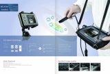 Máquina de la exploración del ultrasonido del veterinario con el software Mslvu04A del explorador del ultrasonido