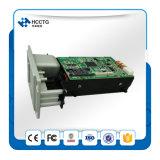 Apoyar RFID de banda magnética y tarjeta IC Card inserción manual Lector / grabador Hcrt288k