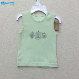 Sleeveless Baby-Kleid Gots Baby-T-Shirt