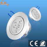 Aluminium Angle réglable intérieur Spot plafonnier LED Down Light