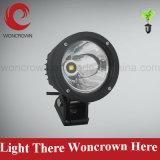 LEIDENE van de LEIDENE Duim van het Werk het Lichte 5 27W 2100lm Licht van het Werk voor de Auto's die van de Vorkheftruck van Vrachtwagens de Verlichting van het Gebruik werken