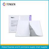 Sobre de la lista de embalaje de Federal Express con la impresión 1c