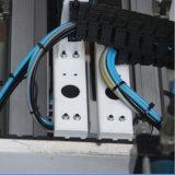 Синь шланга для подачи воздуха давления PVC промышленная пожаробезопасная высокая (KS-814GYQG)