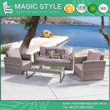 خارجيّ [كد] أريكة مع وسادة حديقة [2-ستر] أريكة