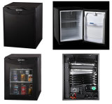 Orbita Glass Door Bar Fridge para o sistema de minibar do hotel