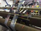 Máquina automática de alta velocidad controlada por ordenador de la cortadora del rodillo