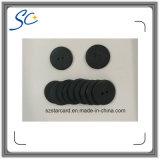 Étiquette lavable de blanchisserie d'IDENTIFICATION RF de silicones passifs de fréquence ultra-haute