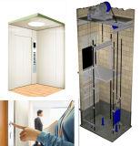 Elevación flexible ahorro de energía segura residencial del pasajero del acero inoxidable