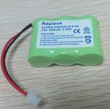 Batterie de téléphone sans fil pour Philips Aloris 5100, Td5100