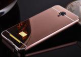 Caso abundante da tampa traseira do frame do metal de Shcokproof do telefone de pilha para Xiaomi
