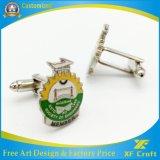 Pin профессиональные изготовленный на заказ металл способа/утюг/эмаль/Cufflinks и связь никеля установили для людей (XF-CF03)