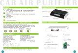 6 in 1 AutoZuiveringsinstallatie van de Lucht van de Auto met de Ware Filter HEPA en de UV & Functie van de Geur