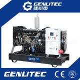 Abrir/tipo 20 gerador silencioso/reboque do diesel do kVA Yangdong