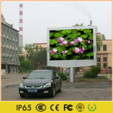 Water Proof Publicidade ao ar livre Full Color LED Video Screen Screen