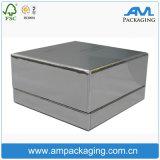Роскошная упаковка консервации подарка Bespoke коробка ювелирных изделий Pandora случая картона