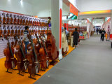Тавро Sinomusik сертификата BV/SGS полностью твердая скрипка Pirmary античная