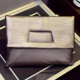 多機能の折る女性のハンドバッグの方法Clutchs袋Sy7661