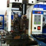 Machine sertissante semi-automatique de câble de fil de boyau de haute précision
